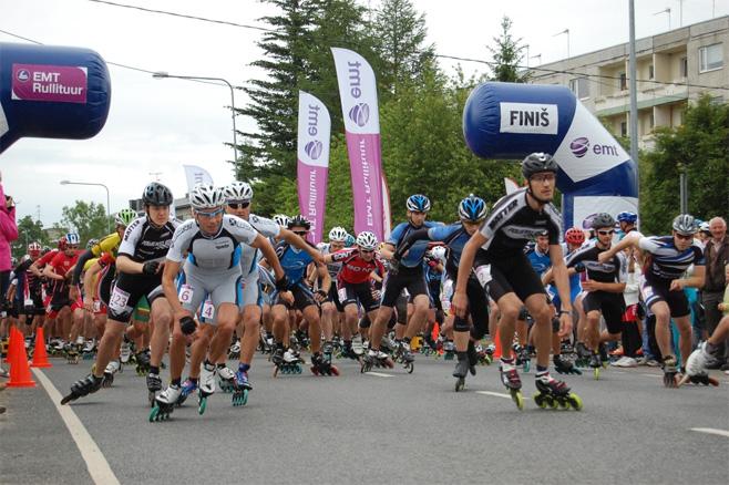 Rapla Rull 2011 start
