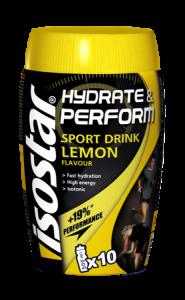 Isostar 0.5 Lemon spordijoogipulber