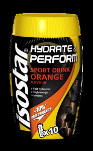 Isostar 0.5 Orange spordijoogipulber