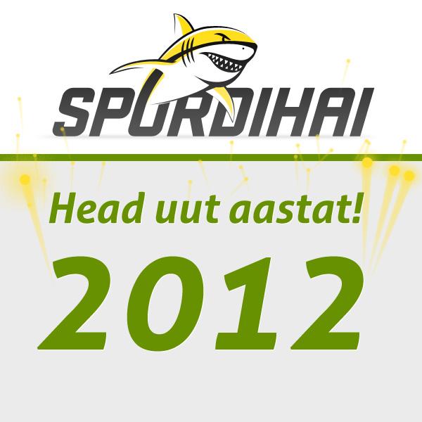Head uut aastat! 2012