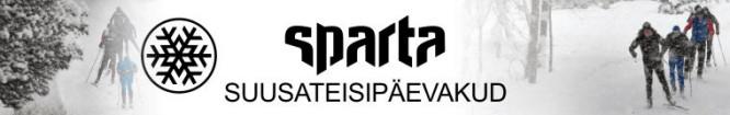 Sparta Suusateisipäevakud 2013
