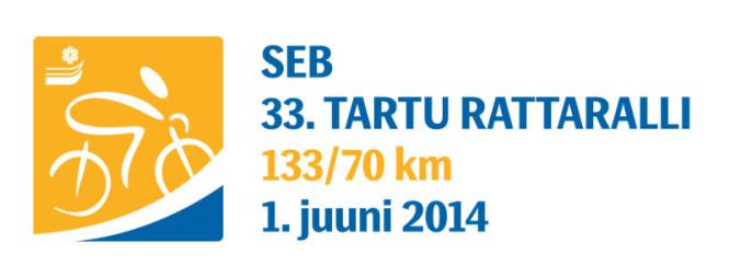 SEB 33. Tartu Rattaralli 2014