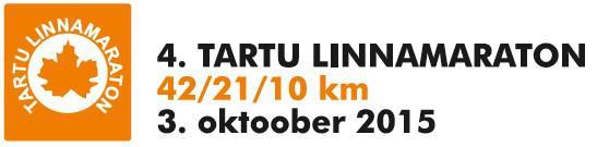 4. Tartu Linnamaraton 2015
