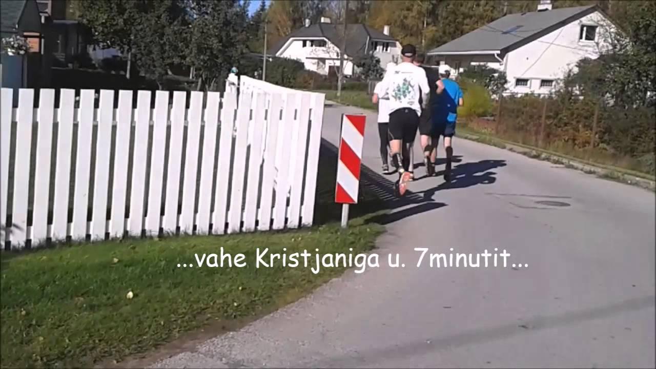 4. Tartu Linnamaraton 2015 video – Kevo jooks