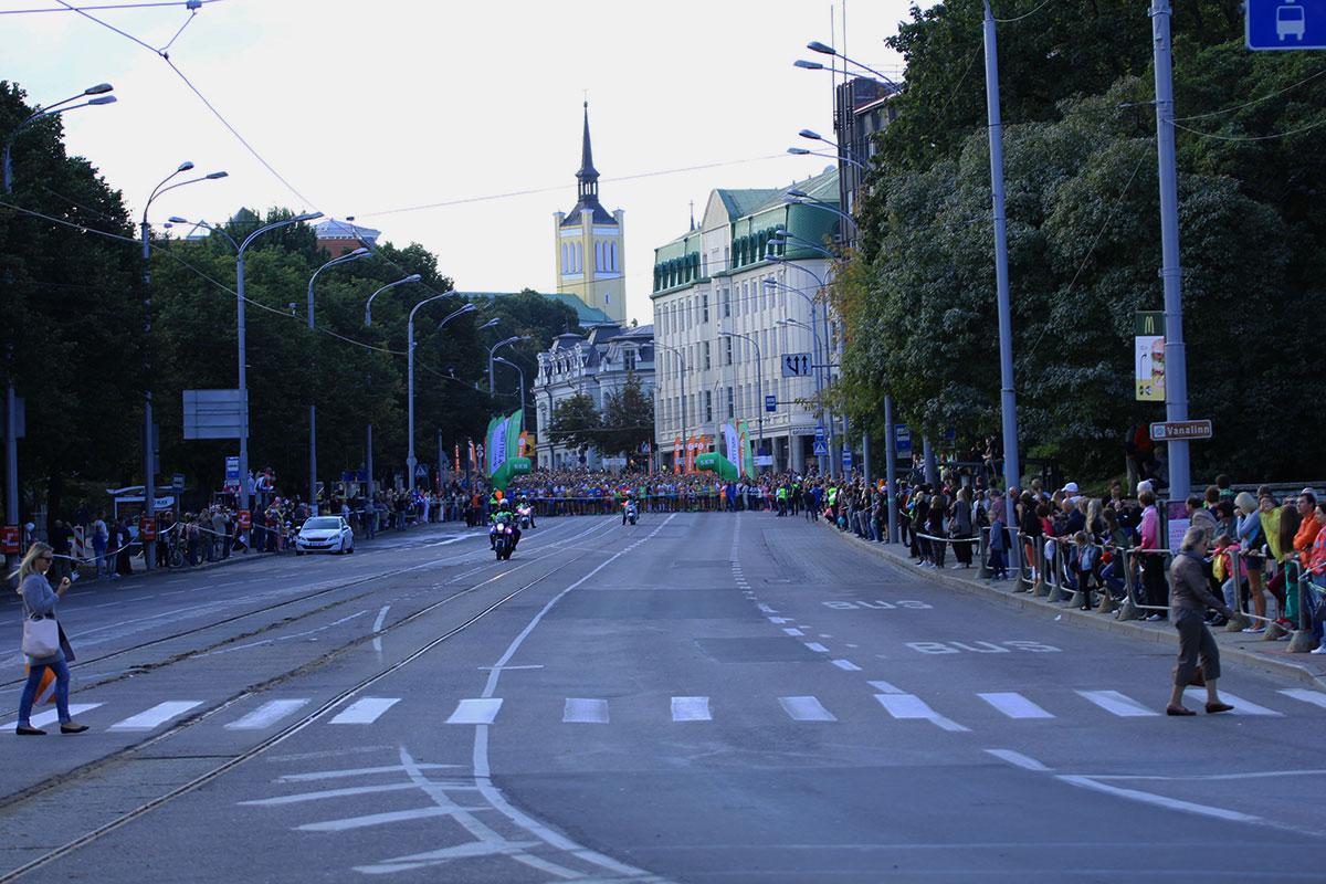 Tallinna jooksumaraton toimub sellel aastal 10.-12. septembrini